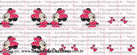 Minnie e Poá Exclusiva! - T276 - comprar online