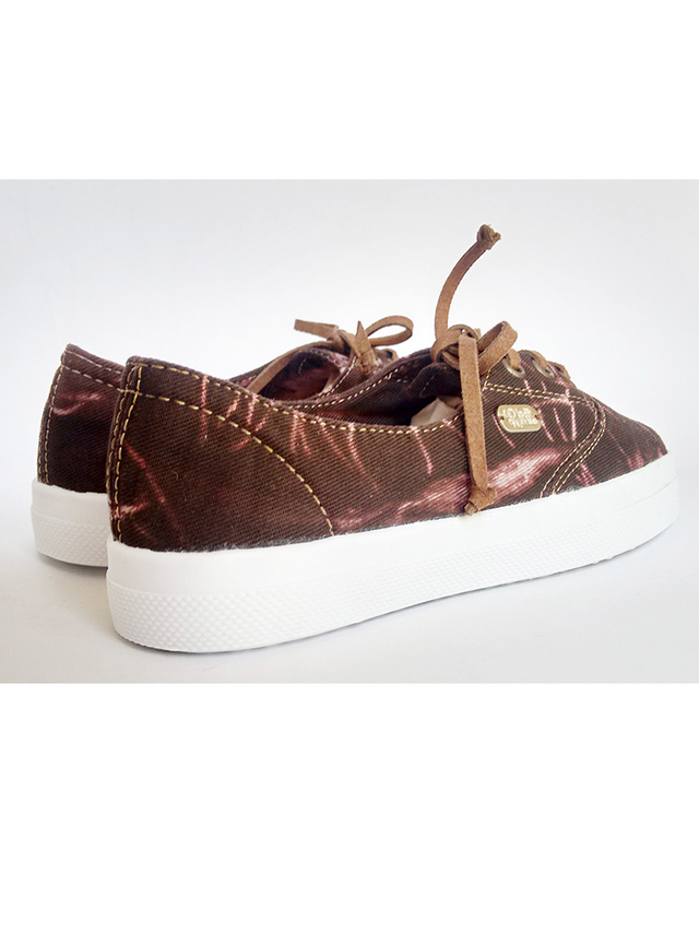 Tenis Brown Shibori Cafe. Color En Leche - comprar online