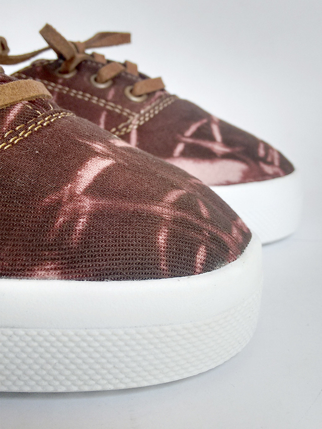 Tenis Brown Shibori Cafe. Color En Leche - tienda online