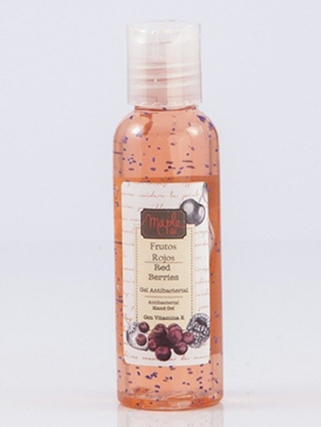Gel Antibacterial Frutos Rojos. Maple - comprar online