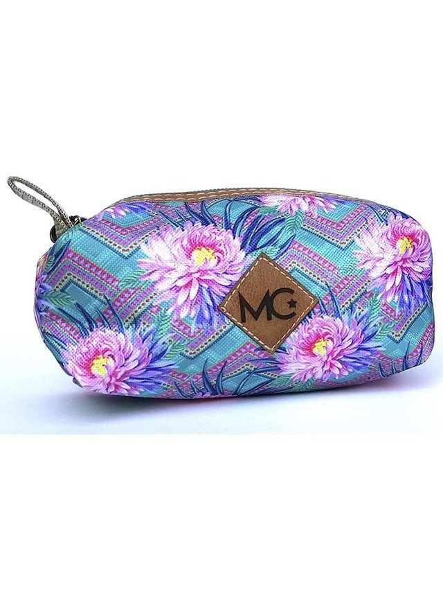 Cartuchera Turquesa. MC Bags