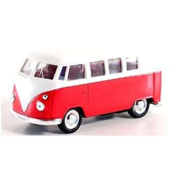 Volkswagen Classical Bus 1962 Combi Welly Escala 1:36