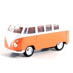 Volkswagen Classical Bus 1962 Combi Welly Escala 1:36 en internet