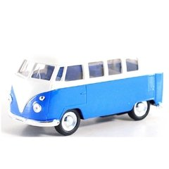 Volkswagen Classical Bus 1962 Combi Welly Escala 1:36 - comprar online