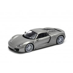 Porsche 918 Spyder Escala 1:24 de Welly
