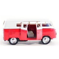 Imagen de Volkswagen Classical Bus 1962 Combi Welly Escala 1:36
