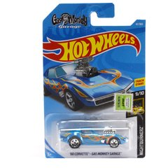Hot Wheels Corvette Gas Monkey Garage 1968