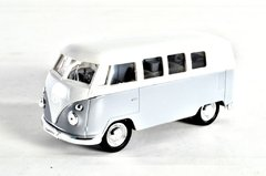 Volkswagen Classical Bus 1962 Combi Welly Escala 1:36 - tienda online