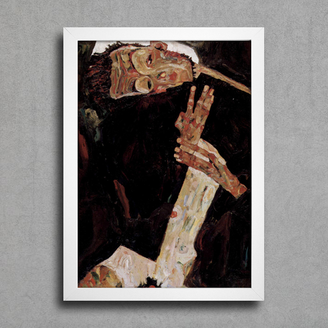 Egon Schiele - The Lyricist