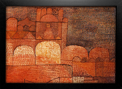 Imagem do Paul Klee - Abstract
