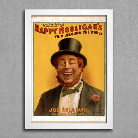 Poster Happy  Hooligan's