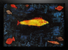 Imagem do Paul Klee - Golden Fish