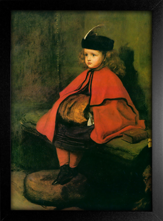 Imagem do Millais - My First Sermon