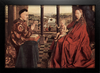 Imagem do Jan Van Eyck - A Virgem do Chanceler Rolin