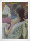 Toulouse Lautrec - Mulher Sentada - loja online