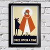 Poster Little Red Riding Hood