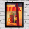 August Macke - Turkish Cafe I - comprar online