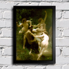 Bouguereau - Nymphs and Satyr - comprar online