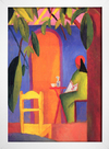 Imagem do August Macke - Turkish Cafe II