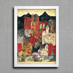 Paul Klee - City of Churches - comprar online