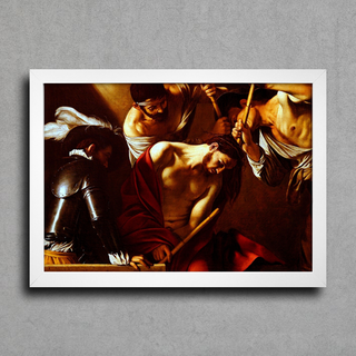 Caravaggio - The Crowning With Thorns - comprar online