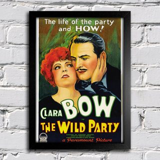 Poster The Wild Party - comprar online