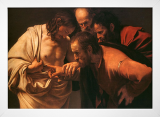 Caravaggio - The Incredulity - loja online
