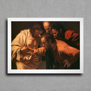 Caravaggio - The Incredulity - comprar online