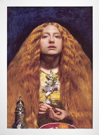 Millais - The Bridesmaid - loja online