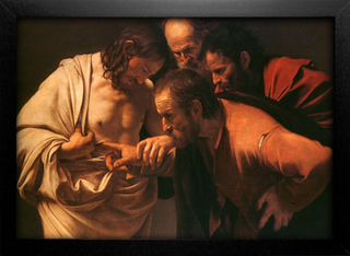 Imagem do Caravaggio - The Incredulity