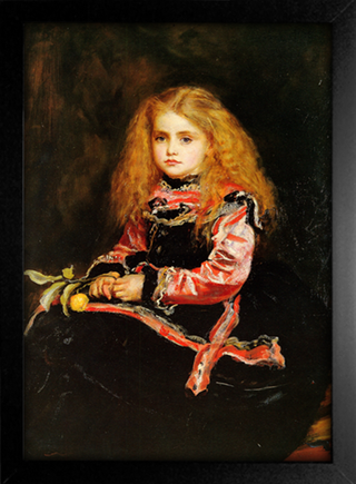Imagem do Millais - A Souvenir of Velasquez