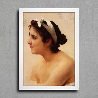 Bouguereau - Study of a Woman