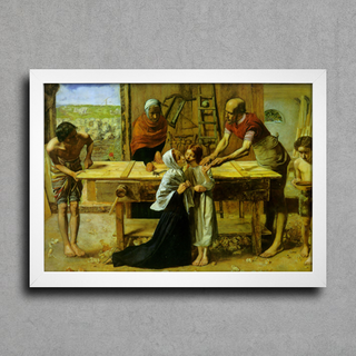 Millais - Christ Carpenter - comprar online