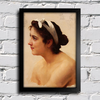 Bouguereau - Study of a Woman - comprar online