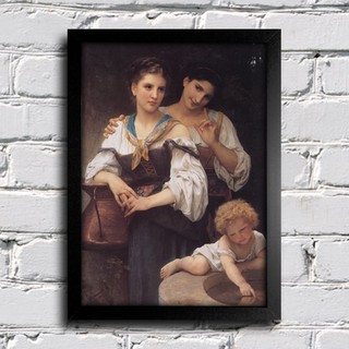 Bouguereau - The Secret - comprar online