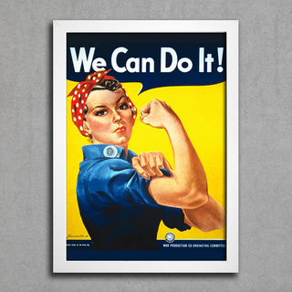 Poster We Can Do It - comprar online