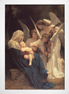 Bouguereau - The Virgin With Angels - loja online