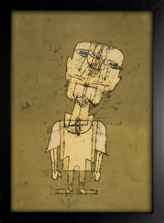 Imagem do Paul Klee - Ghost of a Genius
