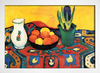 Imagem do August Macke - Still Life Hyacinths Carpet