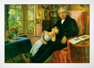 Millais - Portrait of Wyatt - loja online