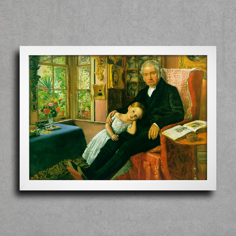 Millais - Portrait of Wyatt