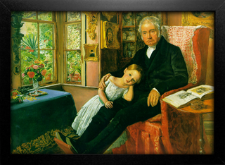 Imagem do Millais - Portrait of Wyatt