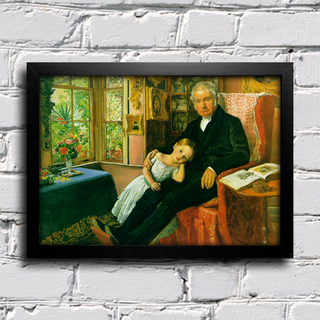 Millais - Portrait of Wyatt - comprar online