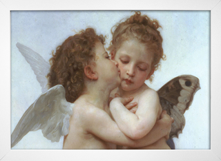 Bouguereau - First Kiss - loja online