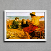Millais - The Childhood of Walter Raleigh - comprar online