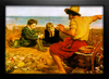 Imagem do Millais - The Childhood of Walter Raleigh