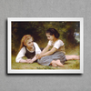 Bouguereau - Then nut Gatherers - comprar online