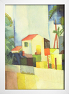 Imagem do August Macke - Bright House