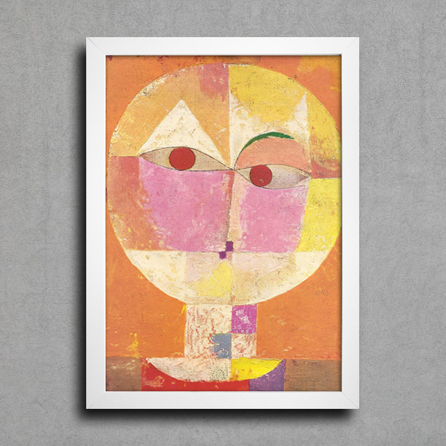 Paul Klee - Head of Man - comprar online
