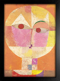 Imagem do Paul Klee - Head of Man